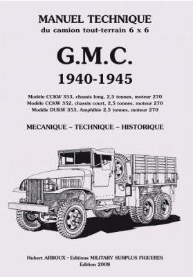 Gmc 6x6 fiche technique