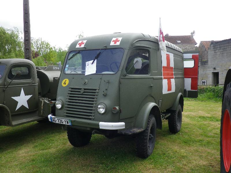 Vehicule militaire occasion 1944